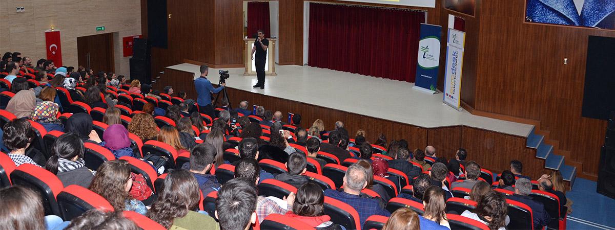 Namık Kemal Üniversitesinde Kalite ve Kariyer İçin Mazeret Yok Konulu Söyleşi