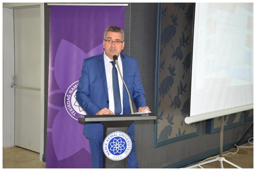 TÜB 13. Alt Kurul Toplantısı Namık Kemal Üniversitesi'nin Ev Sahipliğinde Gerçekleştirildi